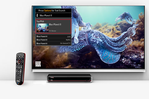 Hopper DVRs  with Voice Control remote - South Texas Satellite in kenedy, TX - DISH Authorized Retailer